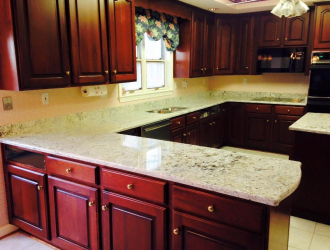 Topline Countertops Is The Choice In Granite Countertops In Frederick, MD  And Surrounding Areas. Our Granite Countertops Are Made From Slabs Of  Polished ...