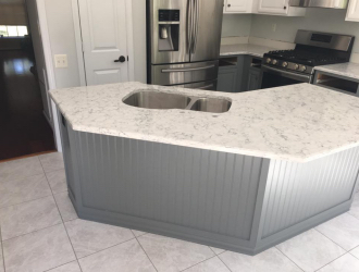 Quartz Countertops Are Man Made Stone Of Superior Strength And Durability That Have Quickly Become A Very Por Choice For